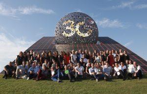 30 ans du Groupe Jeulin au Futuroscope