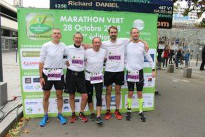 éqquipe Marathon Relais Ouest-France